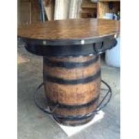 Buy cheap FURNITURE Pub Table Outlaw Style product