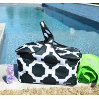 Buy cheap Monogrammed Insulated Picnic Basket product