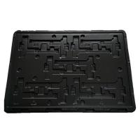 Buy cheap Pcb black PS tray from wholesalers