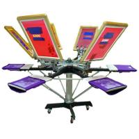 Buy cheap Manual T-Shirt Screen Printing Machine from wholesalers
