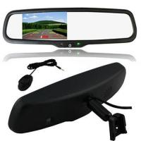 Buy cheap Car DVR OEM mirror monitor with bluetooth from wholesalers