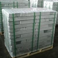 Buy cheap Magnesium Alloy Ingot AM60B Mg Master Alloy Best Quality Production with ASTM Standard from wholesalers