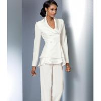Buy cheap 00873 Satin Fishtail Pantsuit from wholesalers