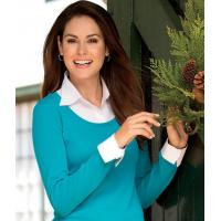 Buy cheap 40230 Layered Look Knit Top from wholesalers