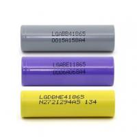 Buy cheap ICR18650 battery for LG 1500-3500mAh from wholesalers