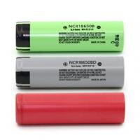 Buy cheap INR18650 battery for panasonic from wholesalers