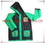Buy cheap kids raincoat #FGKC011 pvc rain coat kids from wholesalers
