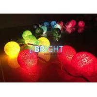 Buy cheap Globe string lights CB-002 from wholesalers