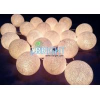 Buy cheap Globe string lights CB-003 from wholesalers