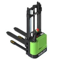 Buy cheap 1.5 ton walkie economical electric pallet stacker from wholesalers