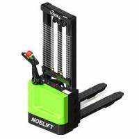 Buy cheap 1.0 ton/1.2 ton walkie economical electric pallet stacker from wholesalers
