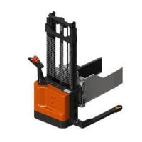Buy cheap Straddle type walkie electric pallet stacker with bale clamp from wholesalers