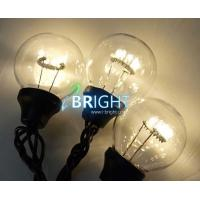 Buy cheap Globe string lights FX-G40-LED-W-B from wholesalers