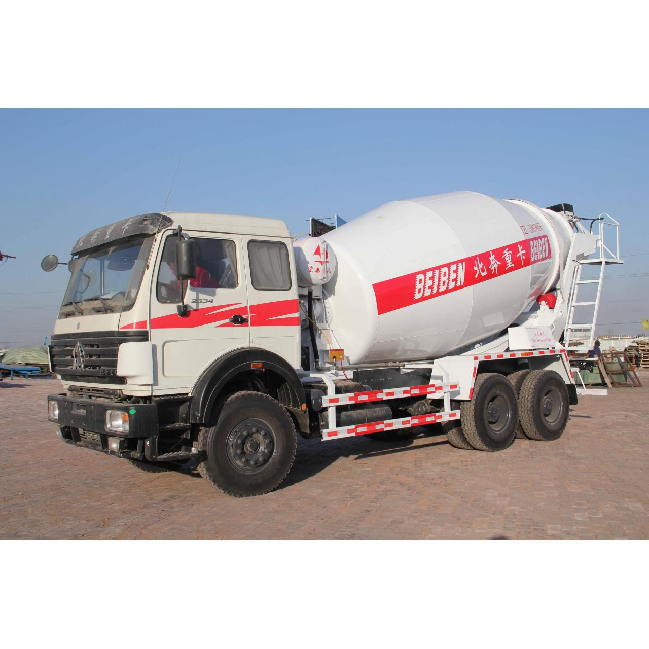 Buy cheap 12m3 concrete mixer from wholesalers