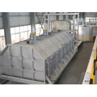 Buy cheap Movable Trolley Furnace from wholesalers