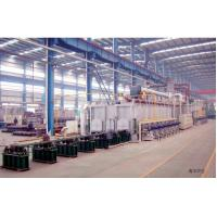 Buy cheap Large Seamless Steel Bottle Heat Treatment Line from wholesalers