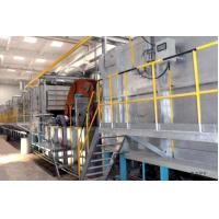 Buy cheap Step Type Steel Cylinder Heating Treatment Line from wholesalers