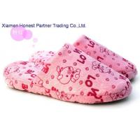 Buy cheap 22227 Super comfy cotton slippers from wholesalers