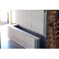 Buy cheap Decorative Expanded Metal Mesh product