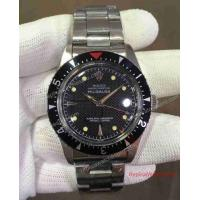 Buy cheap Knockoff Rolex Vintage Milgauss Red Triangle Bezel Mens Watch product