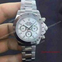 Buy cheap Buy Copy Rolex Cosmograph Daytona Watch: SS White Face product
