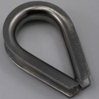 Buy cheap Wire Rope Accessories G414 US Type Thimble product