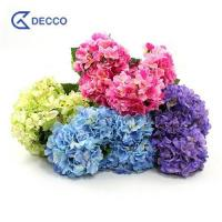Buy cheap Artificial flower 85CM Silk Hydrangea from wholesalers