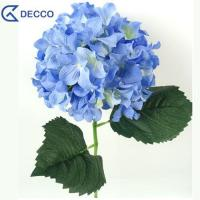 Buy cheap Artificial flower 75CM Silk Hydrangea from wholesalers