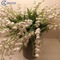 Buy cheap Artificial flower Real Touch Lily Of The Valley product