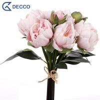 Buy cheap Artificial flower PU 2 Heads Peony from wholesalers