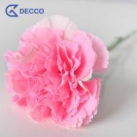 Buy cheap Artificial flower PU Carnation from wholesalers