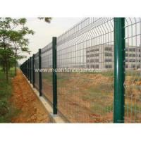Buy cheap Residential Iron Wire Mesh Fence from wholesalers