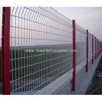 Buy cheap D Post Wire Mesh Fence Panel from wholesalers