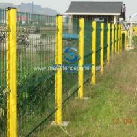 Buy cheap 2*2 inch Wire Mesh Fence for Garden from wholesalers