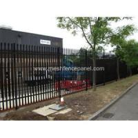 Buy cheap Residential Aluminum Palisade Fence product