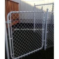 Buy cheap Used Chain Link Fence Panel from wholesalers