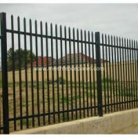 Buy cheap Galvanized Palisade Fence Wall product