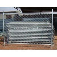 Buy cheap Temporary Construction Chain Link Fencing from wholesalers