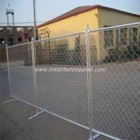 Buy cheap Construction Temporary Chain Link Fence from wholesalers