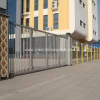 Buy cheap Industrial Aluminum Automation Sliding Gate product