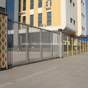 Quality Industrial Aluminum Automation Sliding Gate for sale