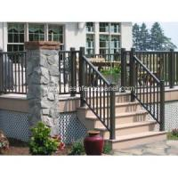 Buy cheap Protective Beautiful Iron Balcony Railings from wholesalers