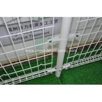 Buy cheap Powder Coated Garden BRC Round Top Mesh from wholesalers