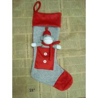"""19"""" stocking with toys"""