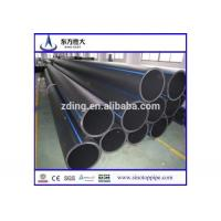 Long working life HDPE pipe suppliers