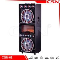 powered Products Speaker party speaker CSN-08