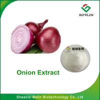 China Onion Extract/Low Price High Quality Onion Powder with Free Sample on sale