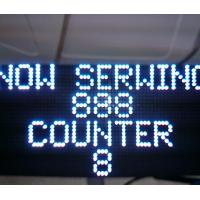 LED counter The bank station display 300 xichuang electronic