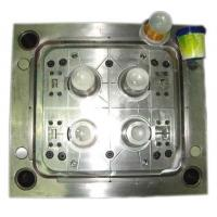 Plastic In Mold Label IML Injection Mold