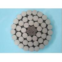 Buy cheap Bare Conductor ACSR Aluminum Conductor Steel Reinforced to ASTM product